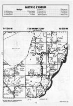 Map Image 005, Crow Wing County 1988